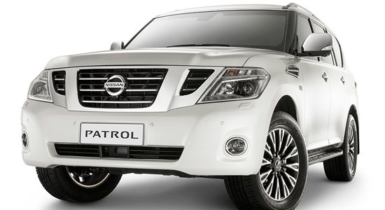 Nissan patrol y62 review