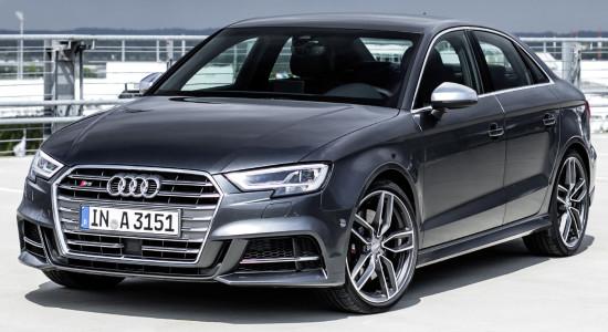 Audi S3 Sedan (2018-2019) на IronHorse.ru ©