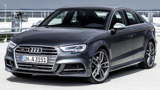 Audi S3 Sedan 8V 2016-2017