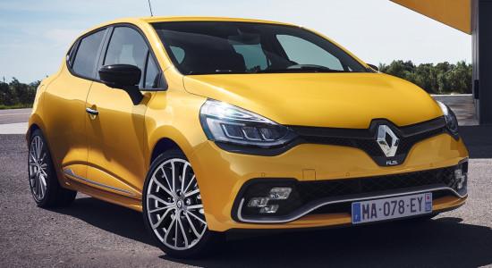 Renault Clio R.S. (2017-2018) на IronHorse.ru ©
