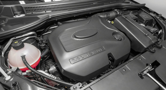 двигатель седана Lada Vesta