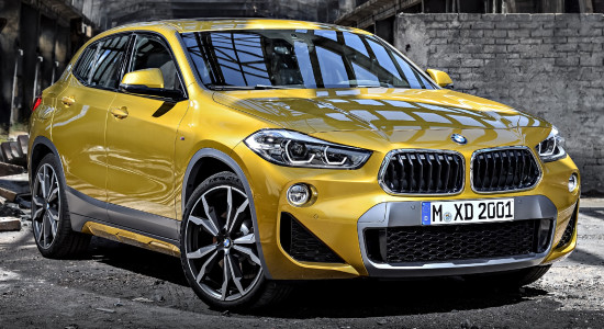 BMW X2 на IronHorse.ru ©