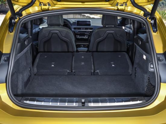 багажный отсек BMW X2