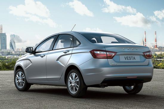 Lada Vesta Sedan