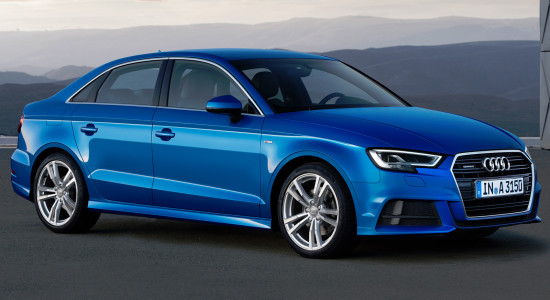 Audi A3 Sedan (8V) на IronHorse.ru ©