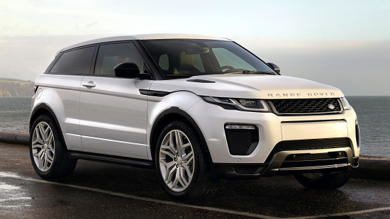 Range Rover Evoque Coupe 2015-2018