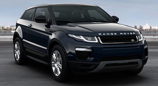 Range Rover Evoque Coupe (2017-2018) на IronHorse.ru ©