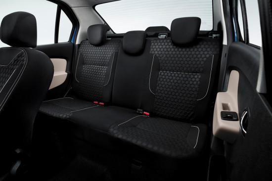 задний диван Renault Logan 2