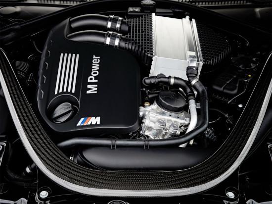под капотом BMW M4 Cabrio (F83)