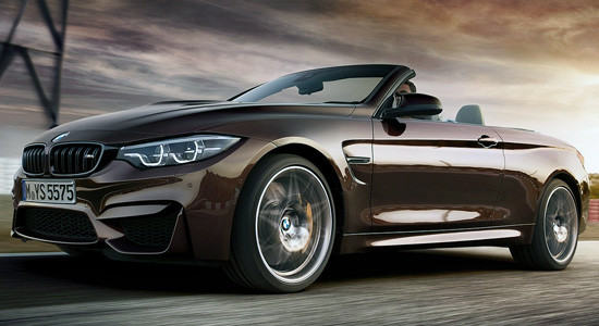 BMW M4 Cabrio (F83) на IronHorse.ru ©