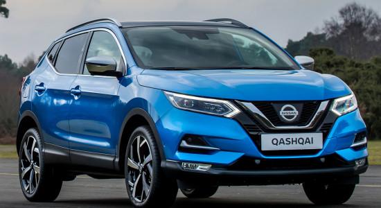 Nissan Qashqai (2018-2019) на IronHorse.ru ©