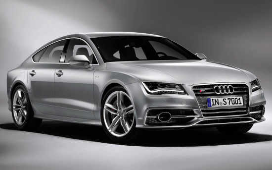 Audi S7 Sportback 2011-2014