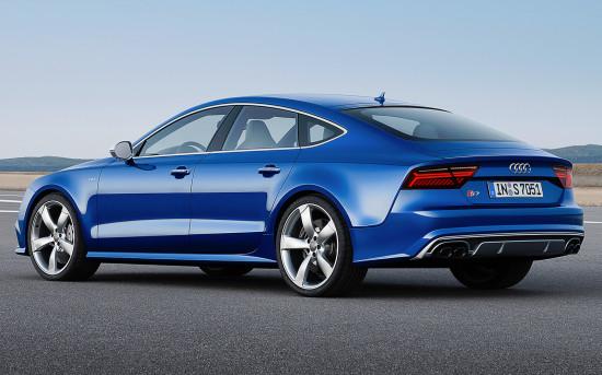 Audi S7 Sportback 2015-2016