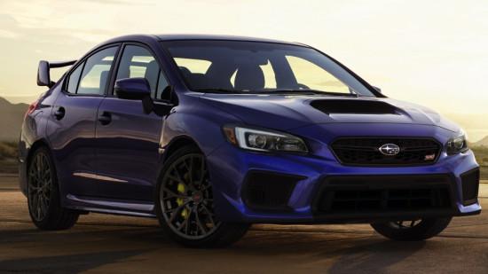 Subaru WRX STI 4 (2017-2018)