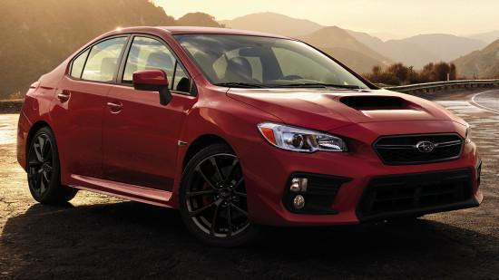 Subaru WRX 4 2017-2018