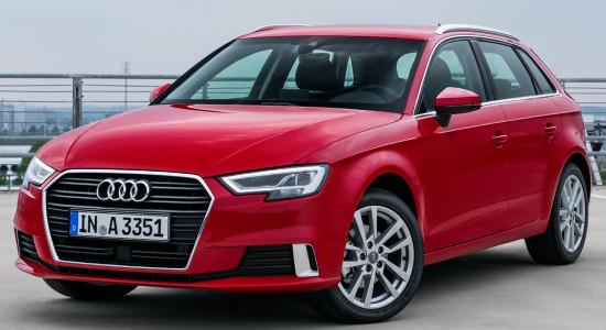 Audi A3 Sportback (8V) на IronHorse.ru ©