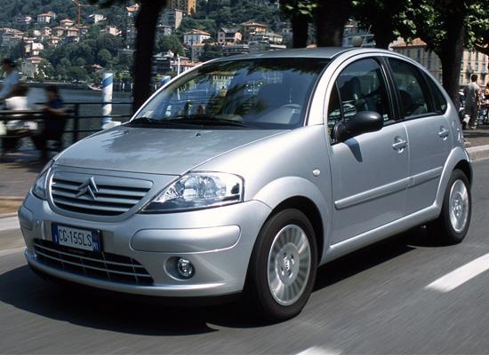 Ситроен С3 2001-2005