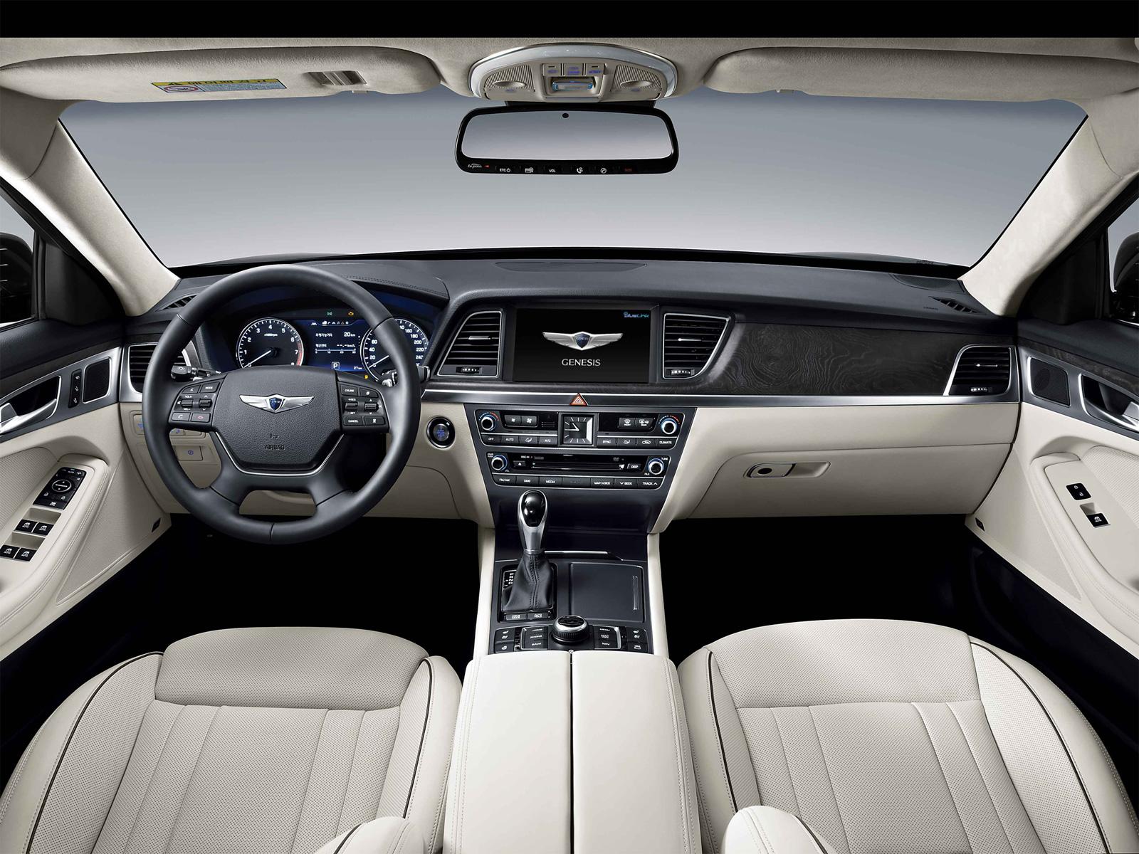 "Картинки по запросу ""Hyundai Genesis салон"""