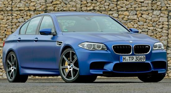 BMW M5 (F10) на IronHorse.ru ©