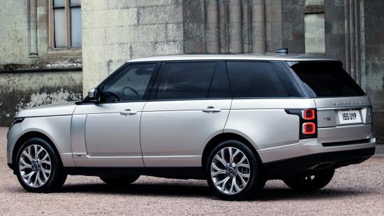 Range Rover (L405) LWB