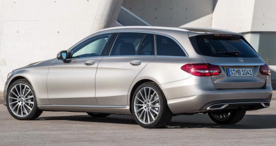 Mercedes-Benz C-class Estate (S205)