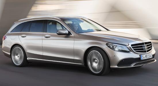 Mercedes-Benz C-class (S205) на IronHorse.ru ©