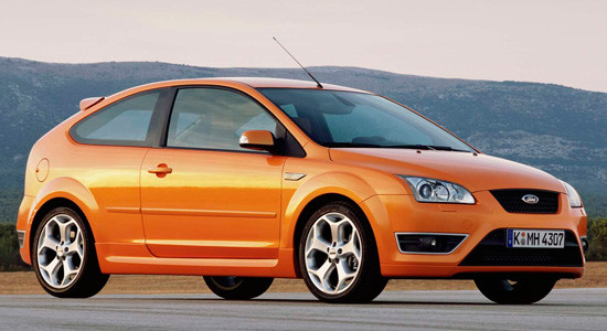 Ford Focus 2 ST на IronHorse.ru ©