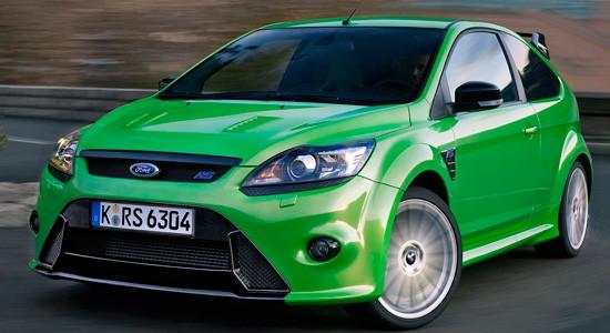 Ford Focus 2 RS на IronHorse.ru ©