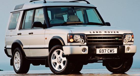 Land Rover Discovery 2 (1998-2004) на IronHorse.ru ©