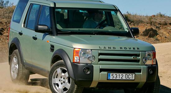 Land Rover Discovery 3 (2004-2009) на IronHorse.ru ©