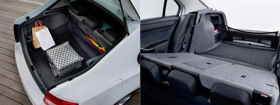багажник Skoda Rapid (лифтбэк)
