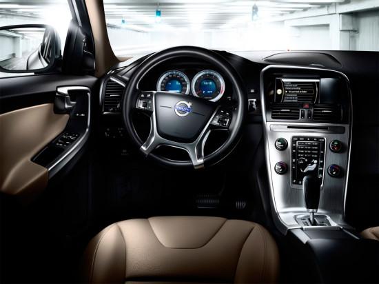 интерьер Volvo XC60