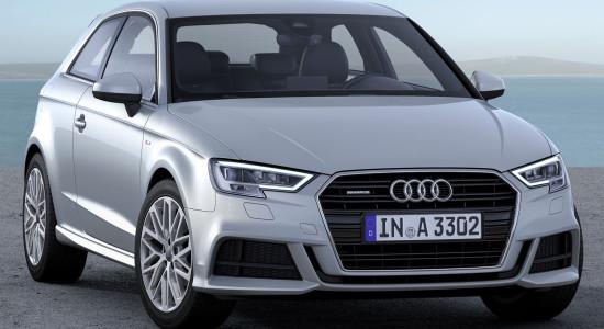 Audi A3 Hatchback (8V) на IronHorse.ru ©
