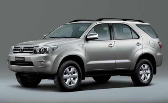 Тойота Фортунер 1 (2008-2011)
