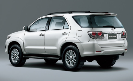 Toyota Fortuner I