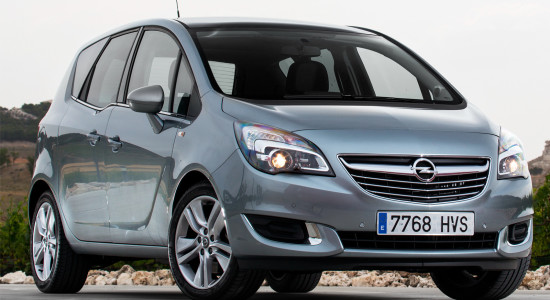 Opel Meriva B на IronHorse.ru ©