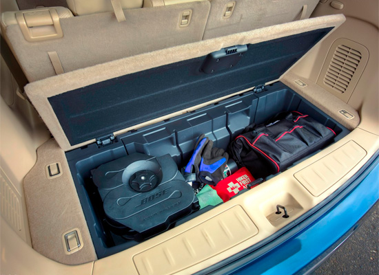 Nissan Pathfinder 4 Bose