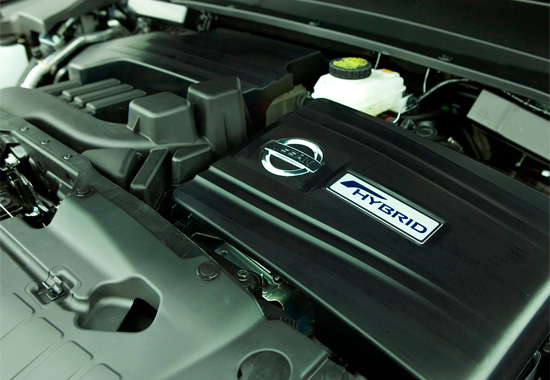 Nissan Pathfinder 4 Hybrid