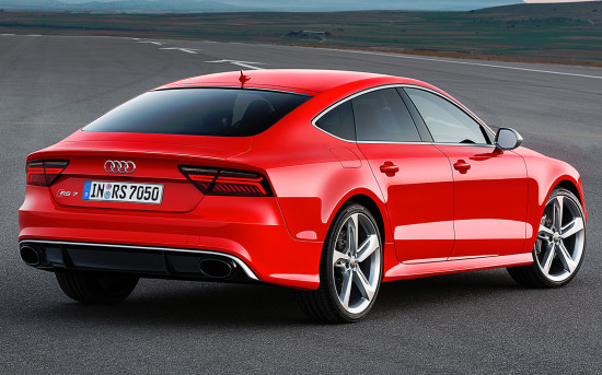 Audi RS7 Sportback 2015-2016