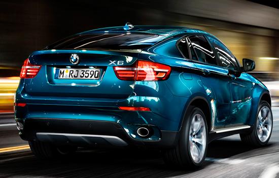 BMW X6 1-поколения