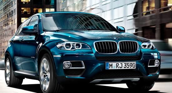 BMW X6 (E71) на IronHorse.ru ©