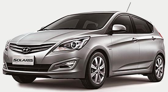 Hyundai Solaris 1 Hatchback (2011-2017) на IronHorse.ru ©