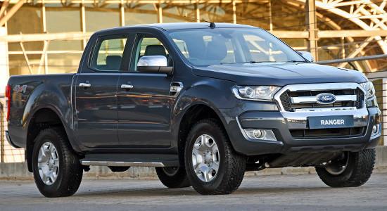 Ford Ranger 3 (2011-2018) на IronHorse.ru ©