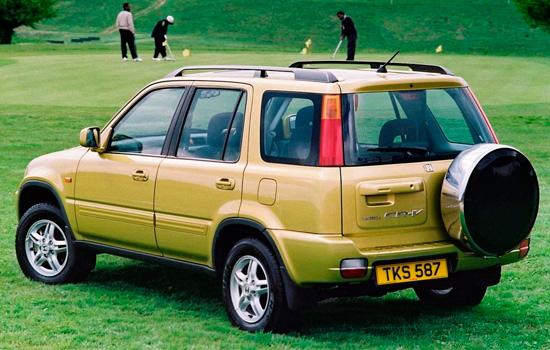 Хонда СРВ 1 поколения