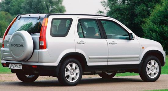Хонда СРВ 2 поколения