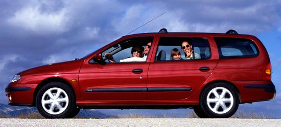 универсал Renault Megane 1-го поколения