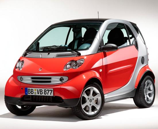 Smart ForTwo 1-го поколения