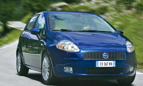 Fiat Grande Punto на IronHorse.ru ©