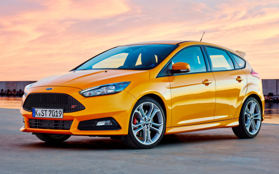 Ford Focus 3 ST 2014-2018