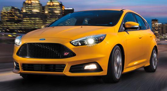 Ford Focus 3 ST на IronHorse.ru ©